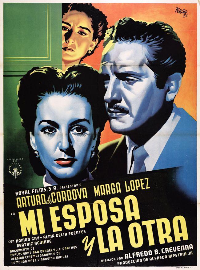 posters de peleculas mexicanas