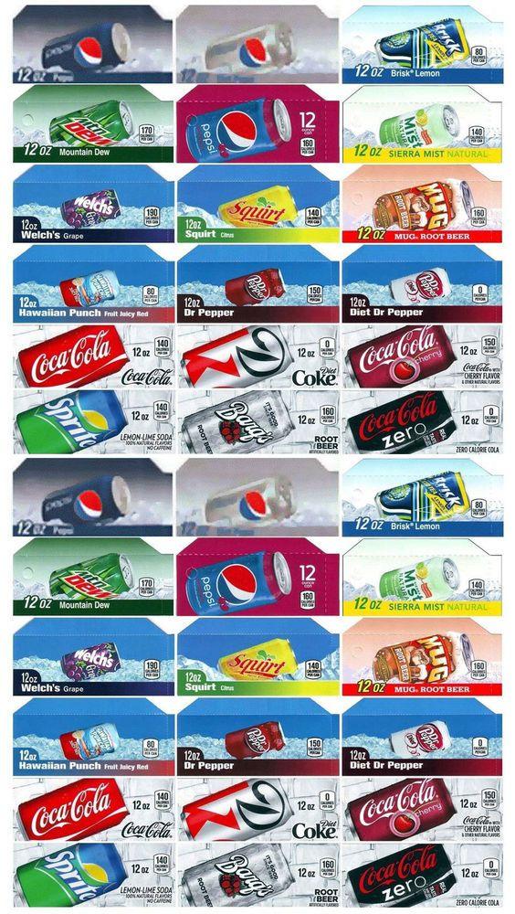 photo regarding Free Printable Vending Machine Labels titled Qty 36 COKE OR SODA Device VENDING Range LABEL PACK