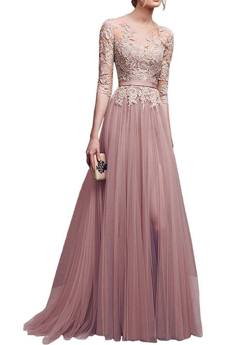 Kleid lang 38