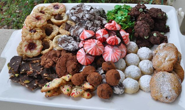 Yummy Cookie Platter | The Most Beautiful And Tasty Party Platters For Every Occasion