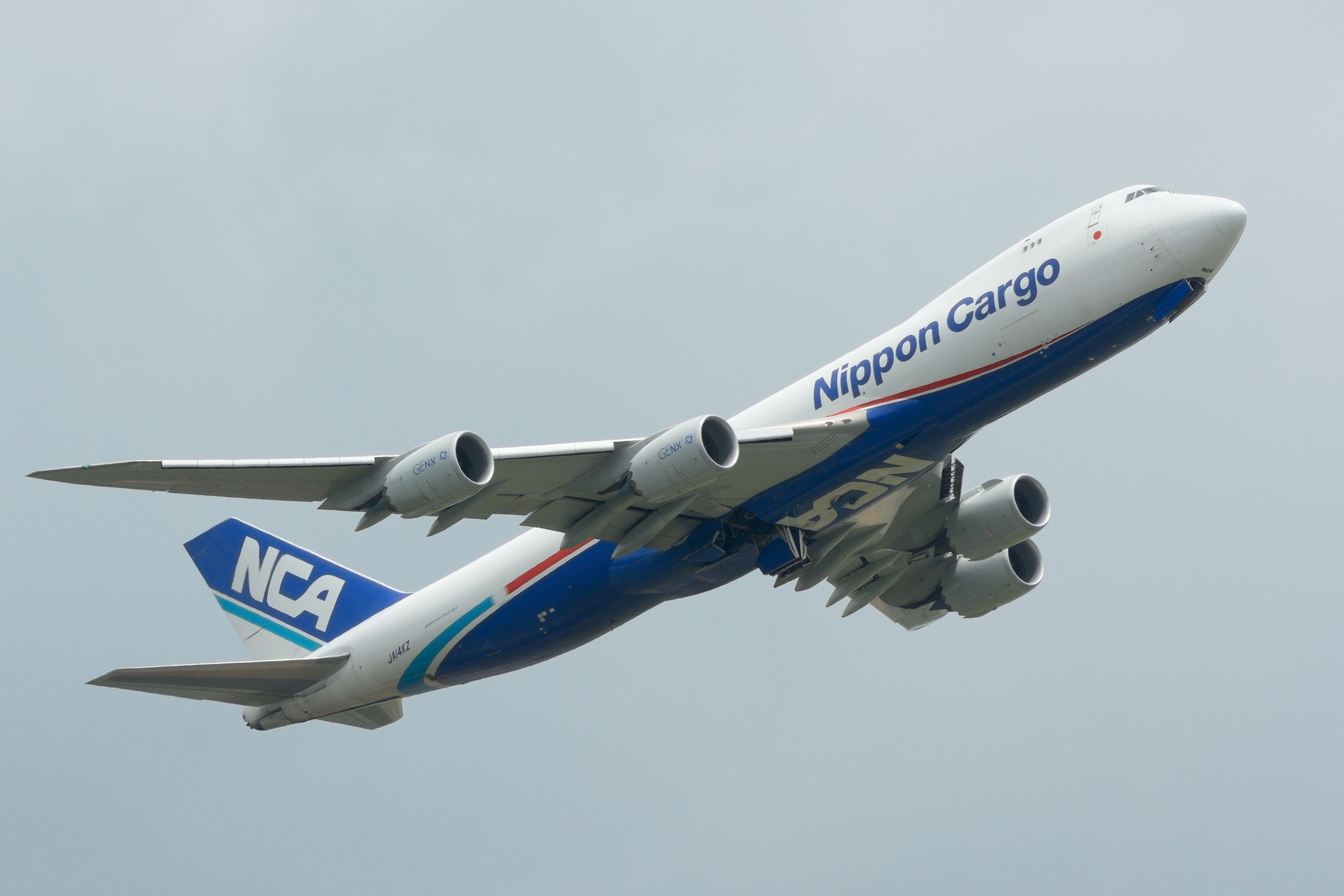 Nippon Cargo Airlines has capped the size of its 7478F