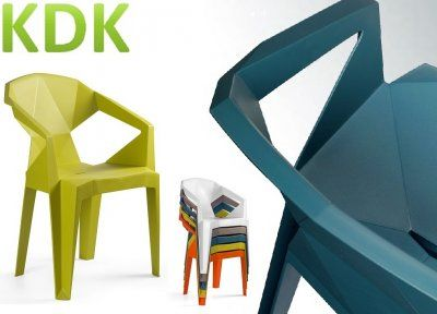 Plastikowe Krzeslo Ogrodowe Muze Na Taras Balkon 6159370230 Oficjalne Archiwum Allegro Home Decor Chair Furniture