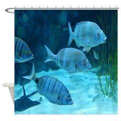 Fish# Underwater#Shower# Curtain #> Fish Underwater > Allcolor
