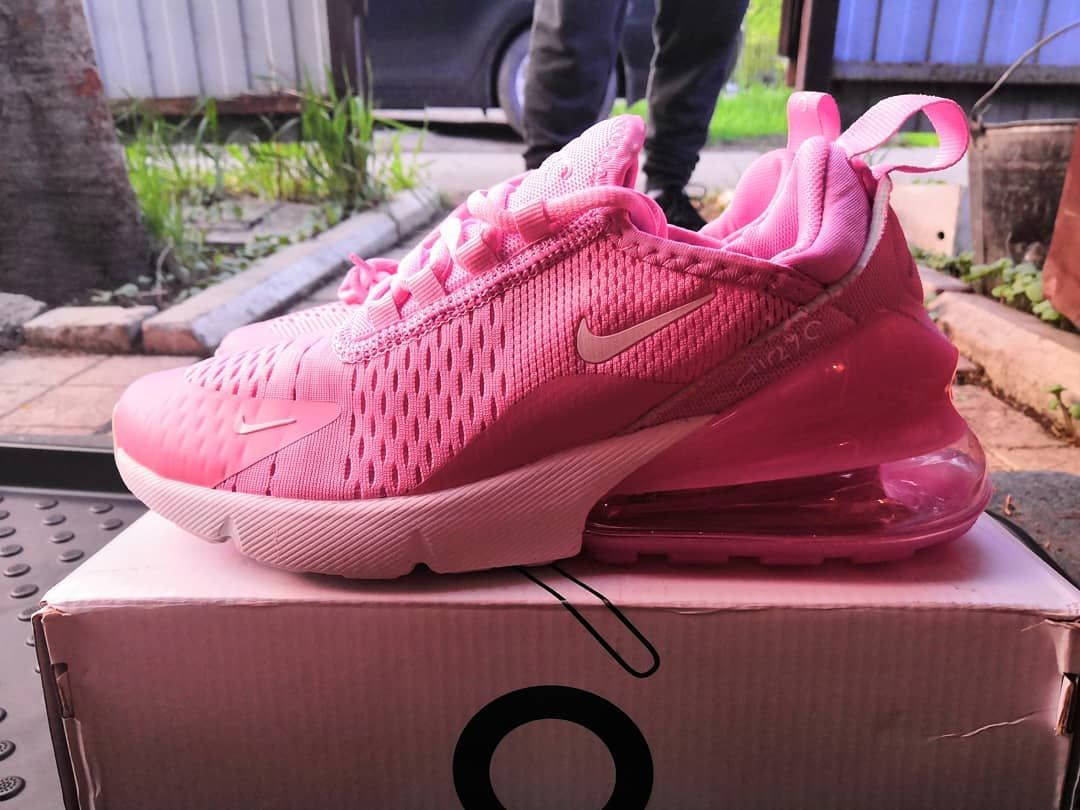 Available nike air max 270 39 size (24, 5 cm) 2450r Delivery