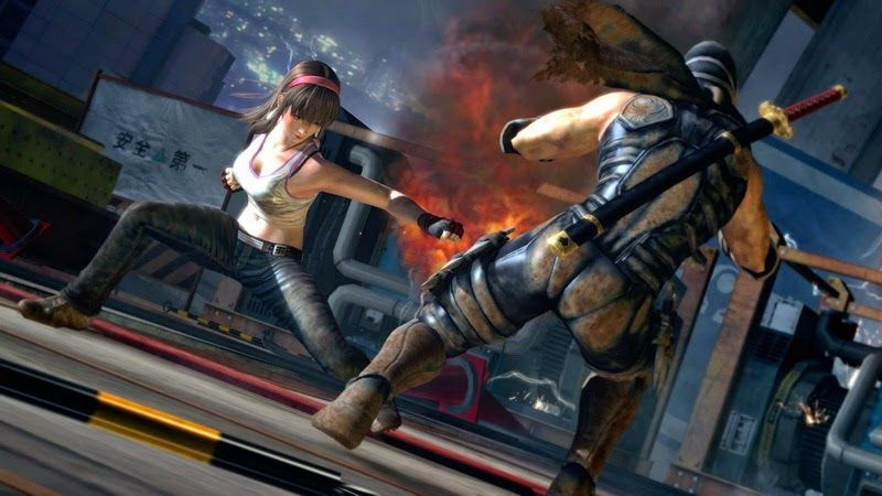Dead or Alive 5 Last Round Genre : Fighting | DVD : 2 DVD | Price : Rp. 10.000,-  Minimum System Requirements : OS: Windows Vista/7/8/8.1 (32bit/64bit) Processor: Core i7 870 over Memory: 2 GB RAM Graphics: 1280×720 pixel over DirectX: Version 9.0c Network: Broadband Internet connection Hard Drive: 10 GB available space