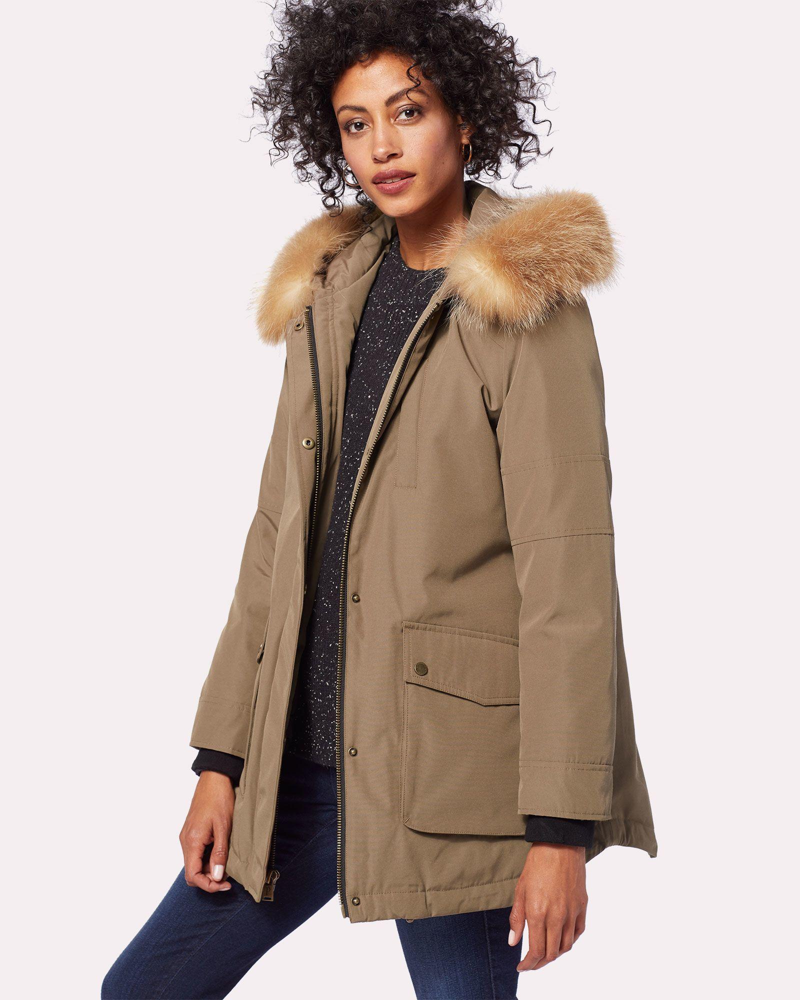 65c5b19de Pendleton signature dawson parka in 2019   Clothes to the Max and ...