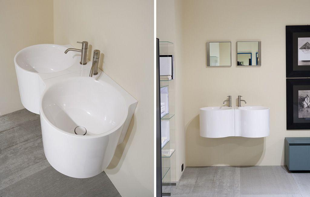 Sinks corner antonio lupi arredamento e accessori da bagno wc arredamento corian - Antonio lupi accessori bagno ...