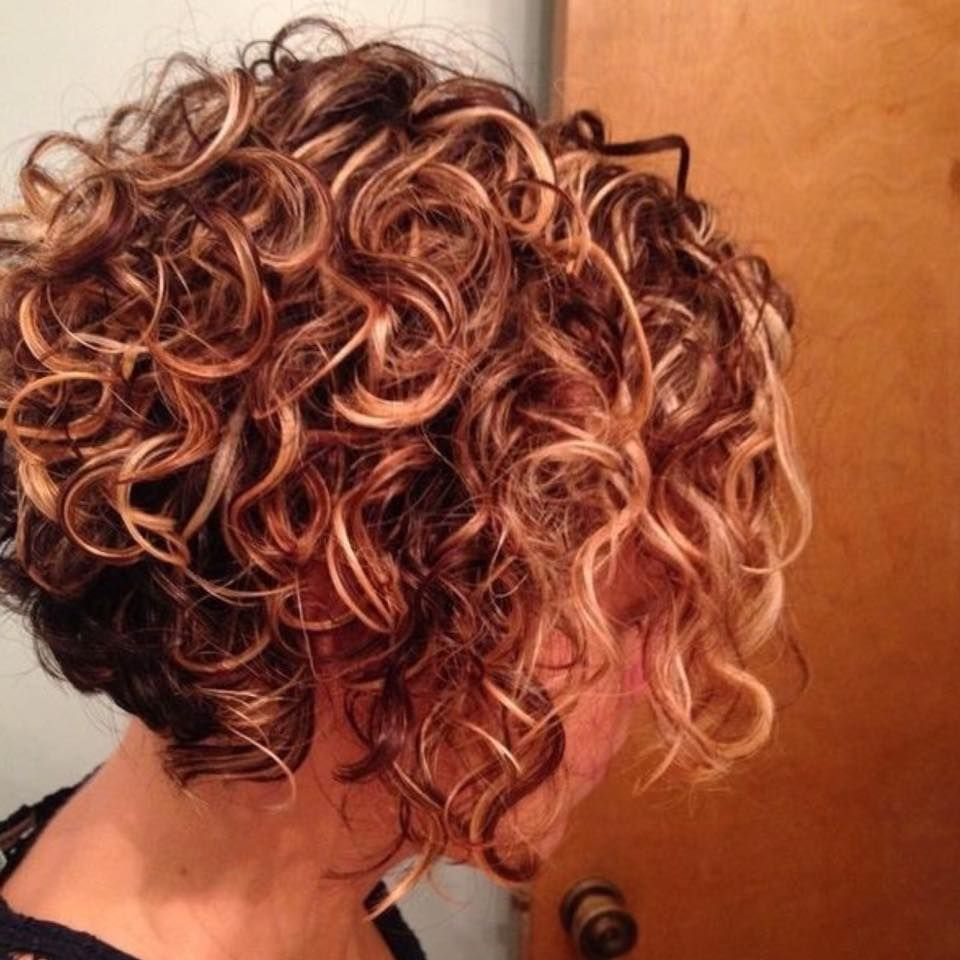 Pin by c c on cortes cabelo pinterest curly hair style and haircuts