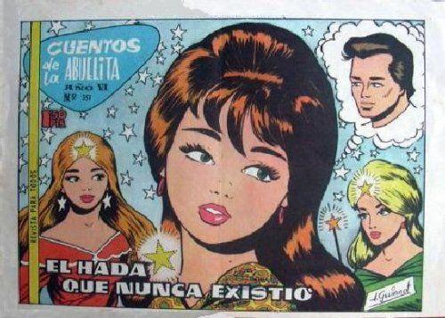 CUENTOS DE LA ABUELITA (TORAY, 1955) 351