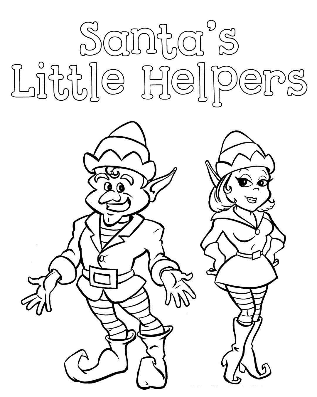 santa\'s little helpers | christmas elves | Pinterest | Stocking ...
