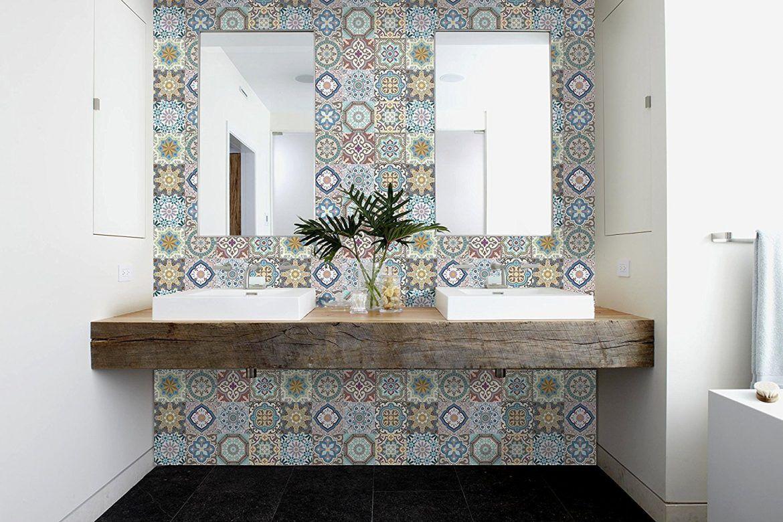 Can You Use Vinyl Flooring on Bathroom Walls? [ANSWERED W