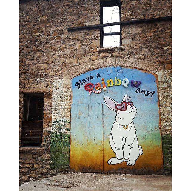 Rainbow Day - Telluride Arts District
