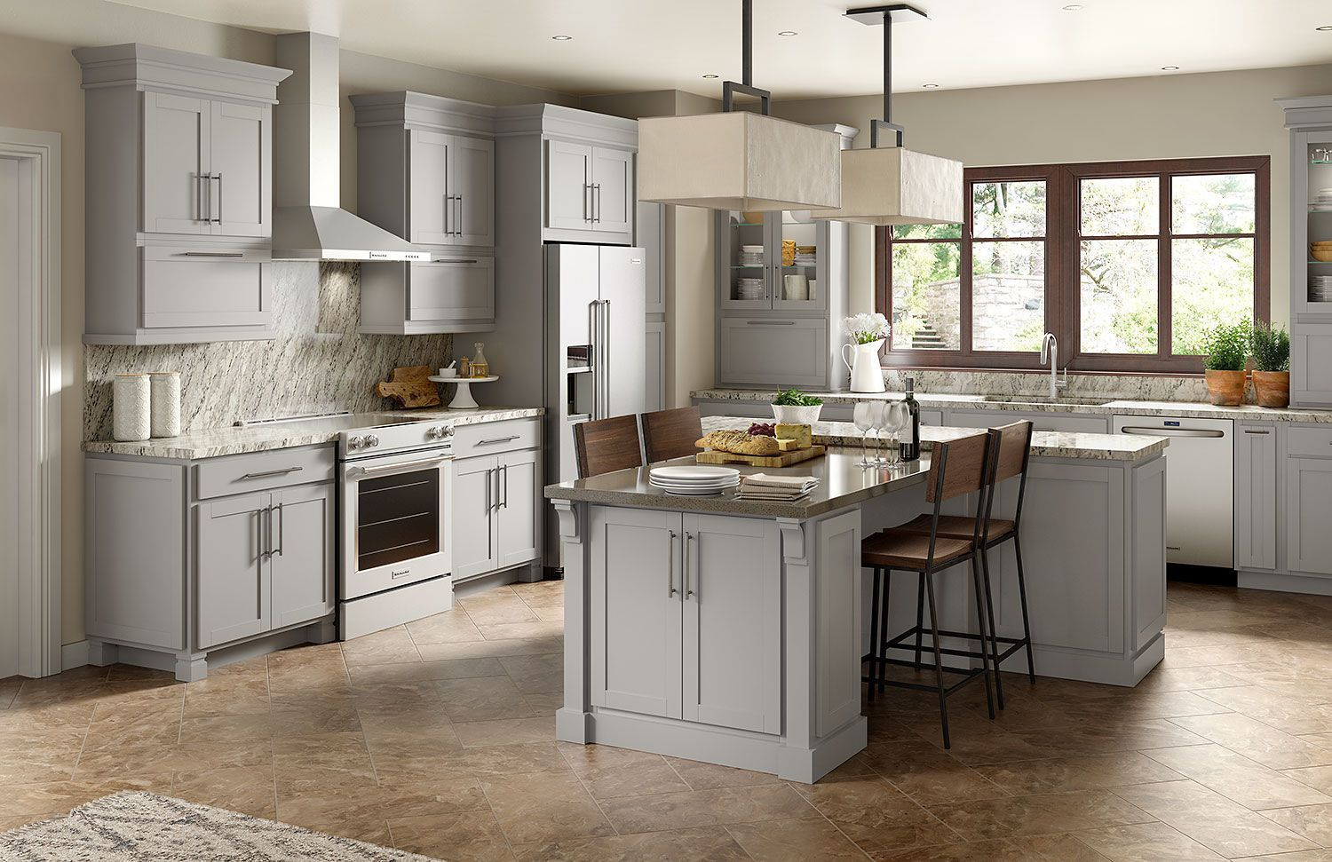 Superbe Barnett Cabinets Specs Features From Timberlake Kitchen Cabinets
