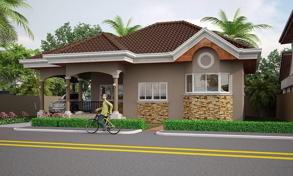 Contemporary Single Storey House With Stunning Interior ...