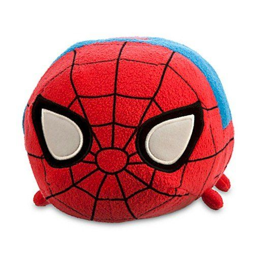Disney SpiderMan Tsum Tsum Plush  Medium  11 *** Read more reviews of the product by visiting the link on the image.
