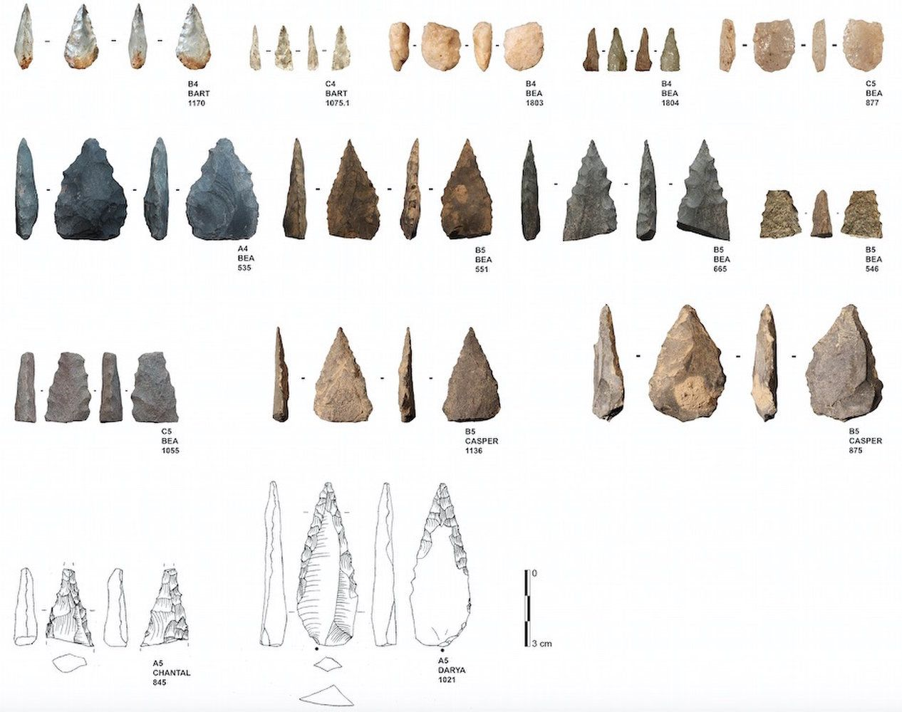 Humans Mastered Advanced Weapon Making Technique 77 000 Years Ago