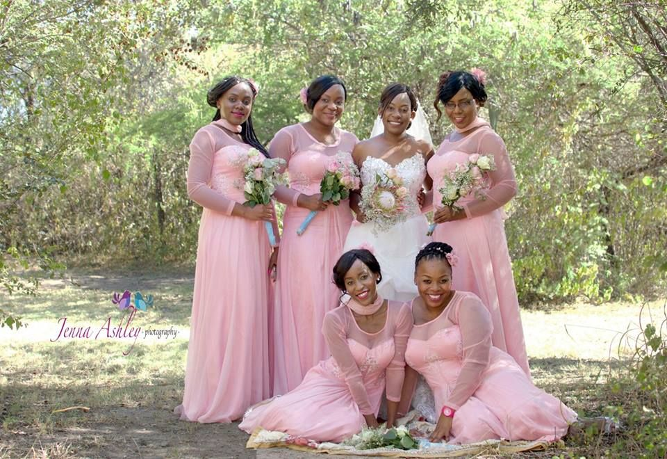 Bridesmaids In Blush Pink Dresses Zimbabwe Blush Pink Dresses Pink Dress Blush Pink Weddings,Grandmother Bride Dress Wedding Pant Suits For Grandmothers
