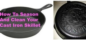 Photo of Give Your Dirty Cast Iron Pans a Salted Spud Scrub