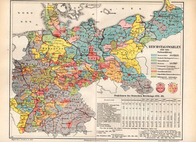 Alte historische Landkarte Rheinland und Luxemburg Karte Lithographie 1907