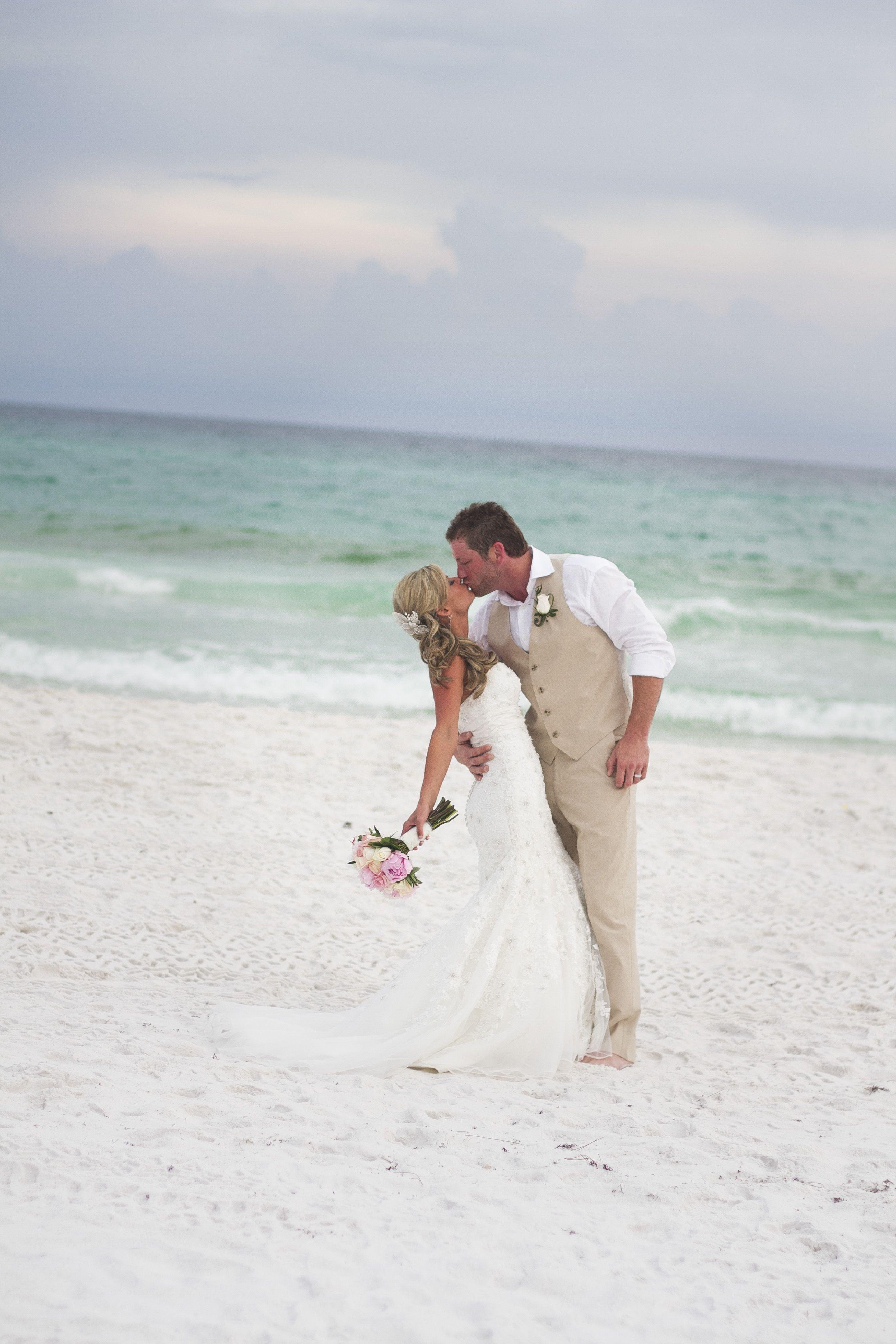 Beach Wedding - Destin, FL | My Beach Wedding | Pinterest | Beach ...
