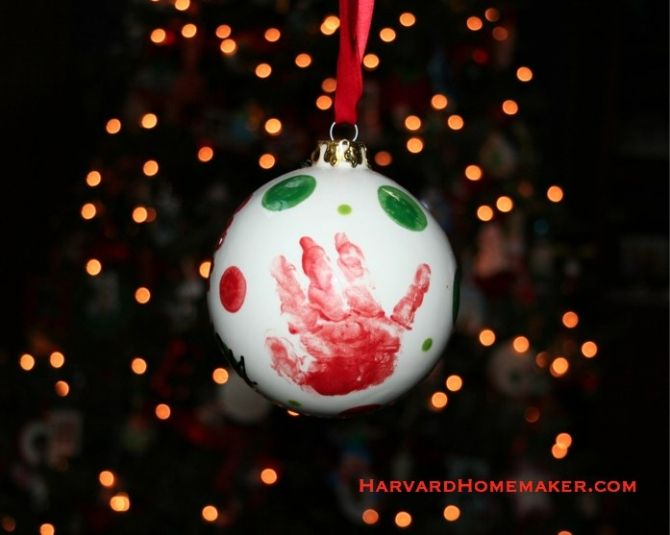 Harvard Homemaker 17 Ways Your Ornaments Can Bring Meaning ...