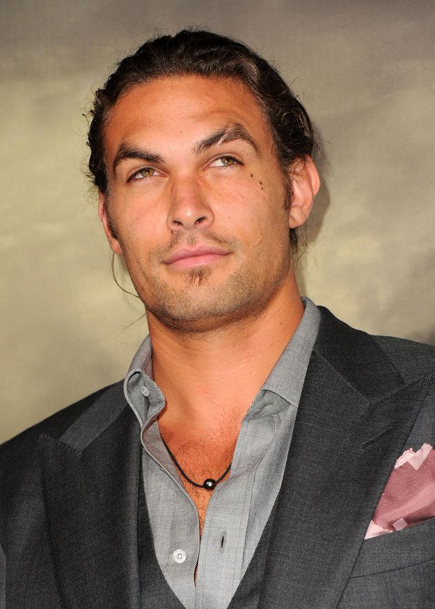 This man is a god. | Just A Quick Reminder That Jason Momoa Is Too Damn Sexy