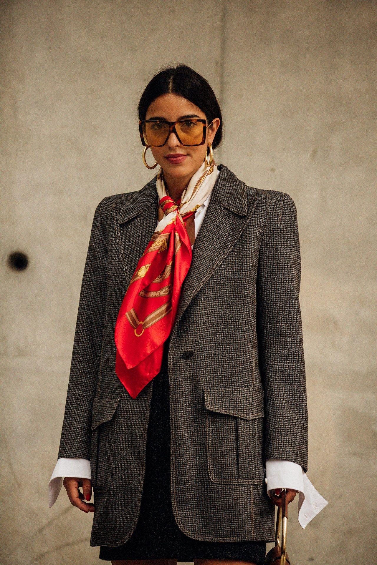Bildergalerie: Die Street-Styles der Mailänder Fashion Week #menstreetstyles