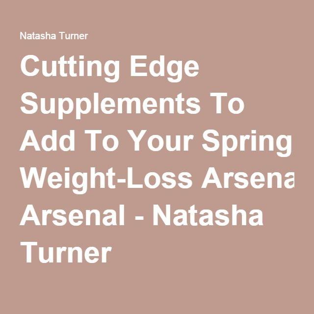 Natasha turner supplements