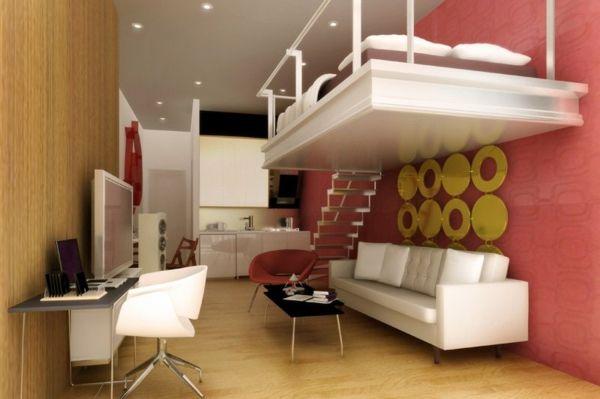 Chambre à coucher- 103 Grandes idées - Archzine.fr | Shared bedrooms ...