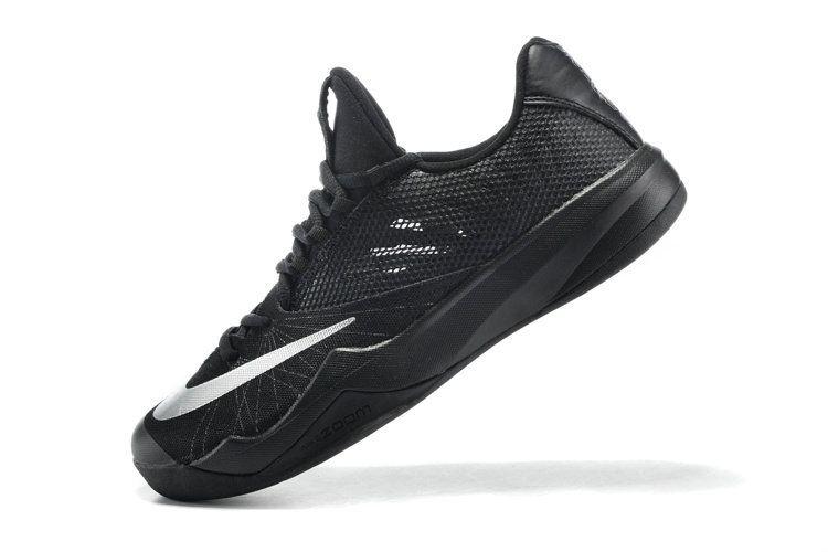 purchase cheap ffcfb aafa8 Nike Zoom Run The One Anthracite Black Metallic Silver 653636 001