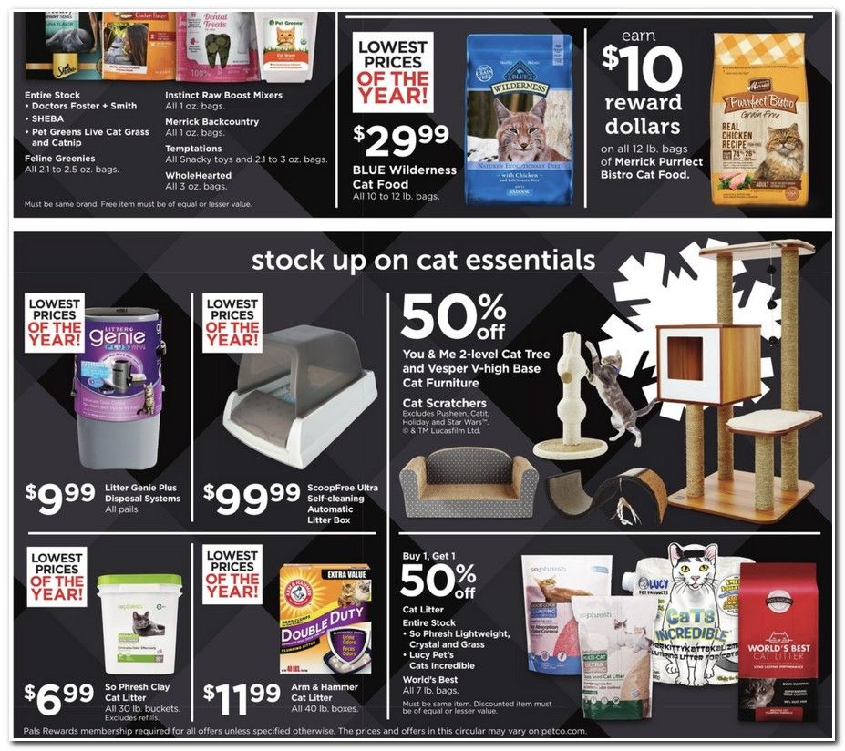 Petco Black Friday 2018 Ads And Deals Browse The Petco Black Friday 2018 Ad Scan And The Complete Product By Product Sales Listing P Petco Greenies Cat Grass