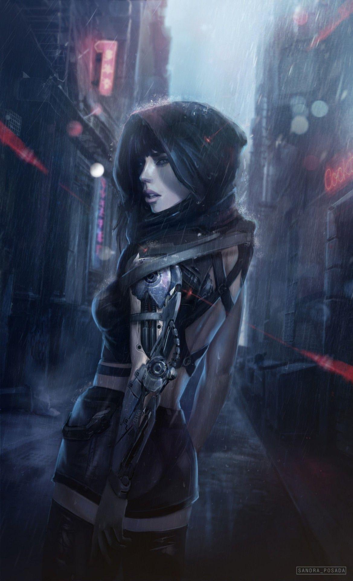 Eduardkorhonen Sci Fi Girl