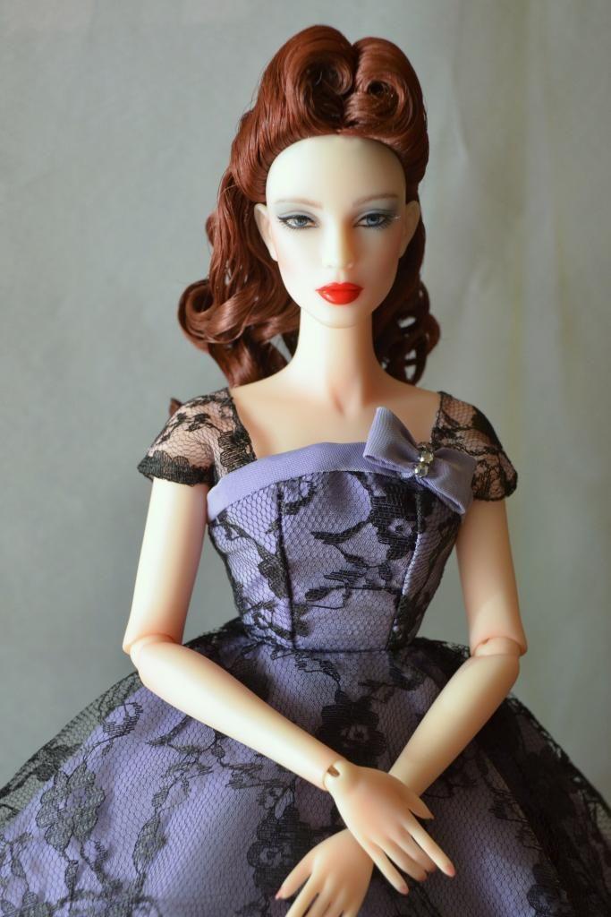 Creme de cassis color dresses