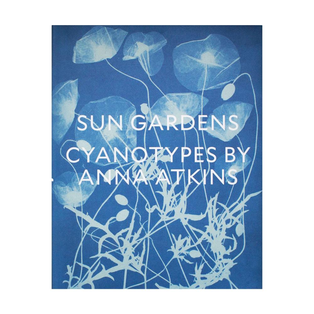 Sun Gardens Cyanotypes Of Anna Atkins