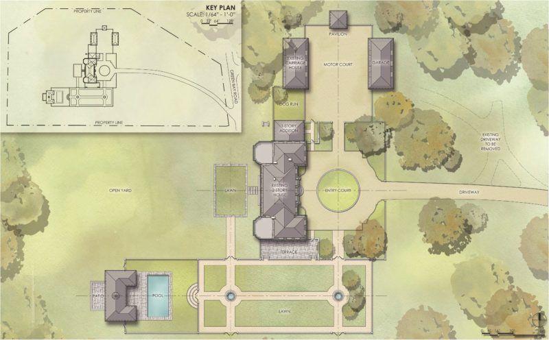 1 Da Site Plan Site Development Plan Architectural House Plans Architecture Site Plan