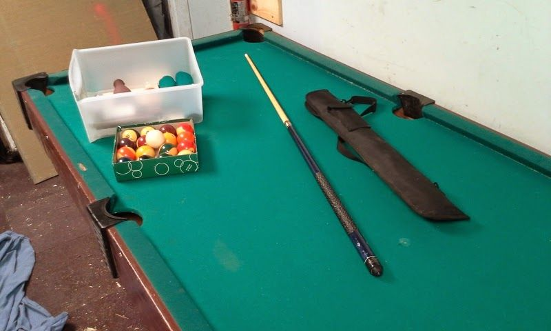 Pool Table In Jamztas Garage Sale In Fort Wayne IN For Pool - Online pool table sales