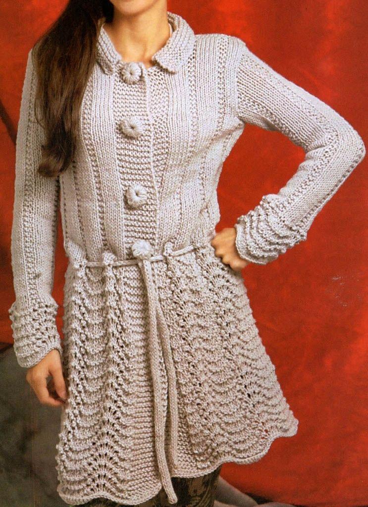 Patrones de Tejido Gratis - sweater | tejidos 2agujas | Pinterest ...