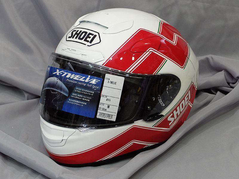 Shoei X 12 Yuhiro M Designs ヘルメット ペイント バイクアート ヘルメット