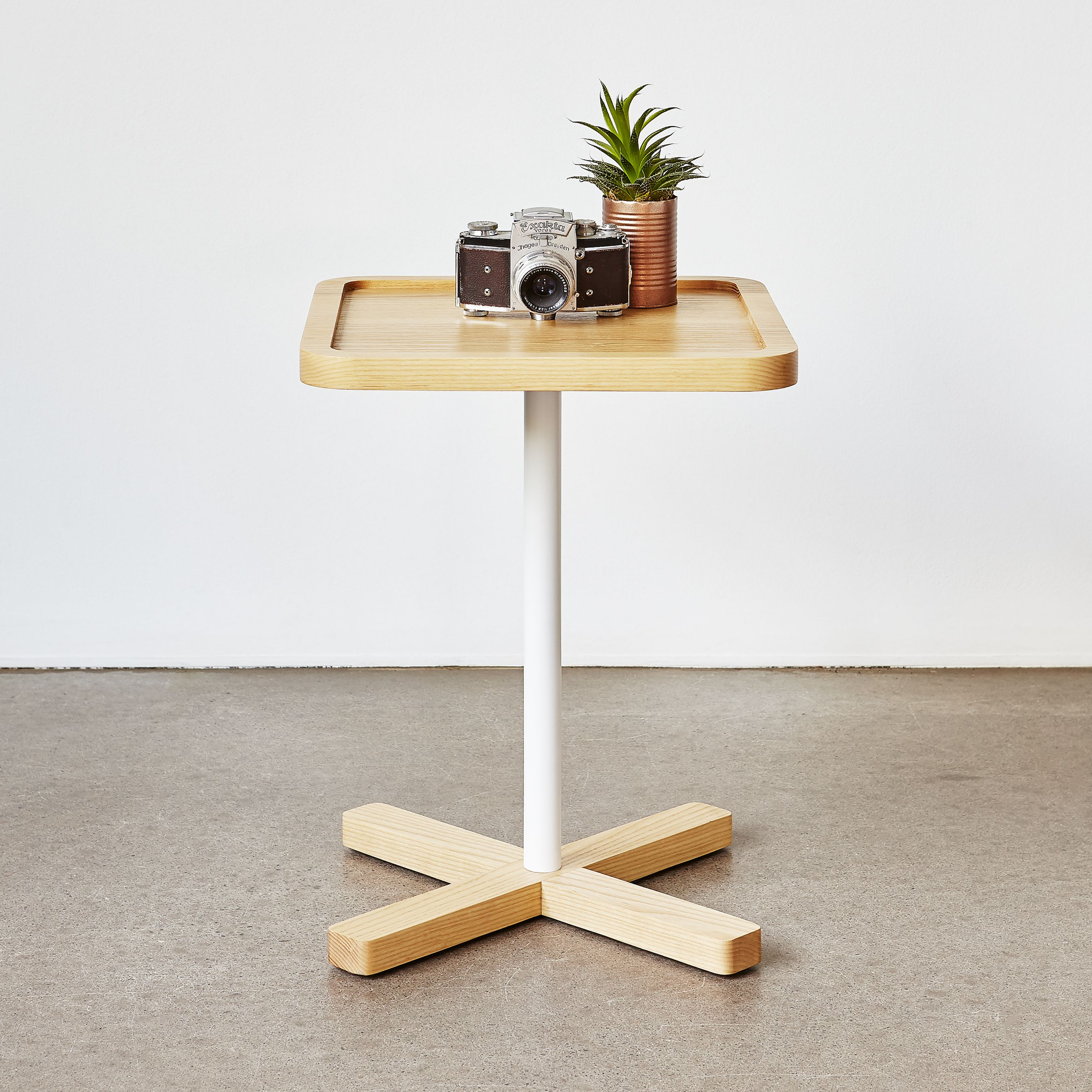 axis end table the axis end table is an organic nordic inspired rh pinterest com