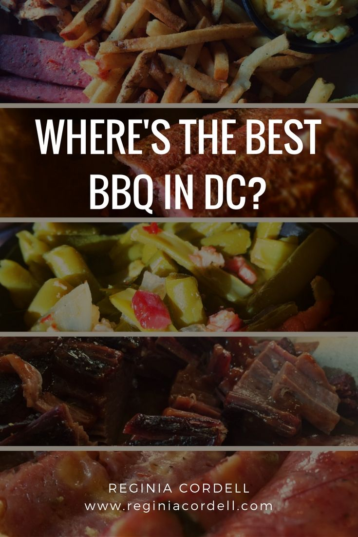 Where's the Best BBQ in the Washington, DC Metro Area