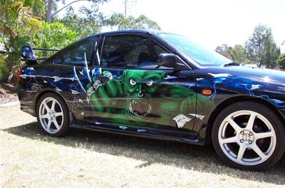 Car Graphics Cars And Graphics Pinterest Custom Cars Custom - Graphics for car