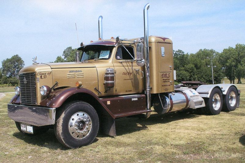 1953 International Harvester- Something Different