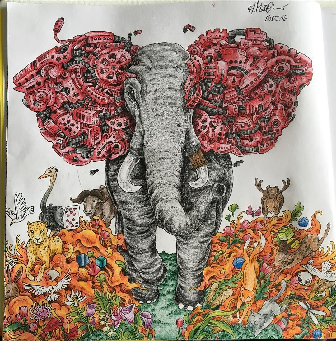 Enjoyed It So Much Kerbyrosanes Elephant