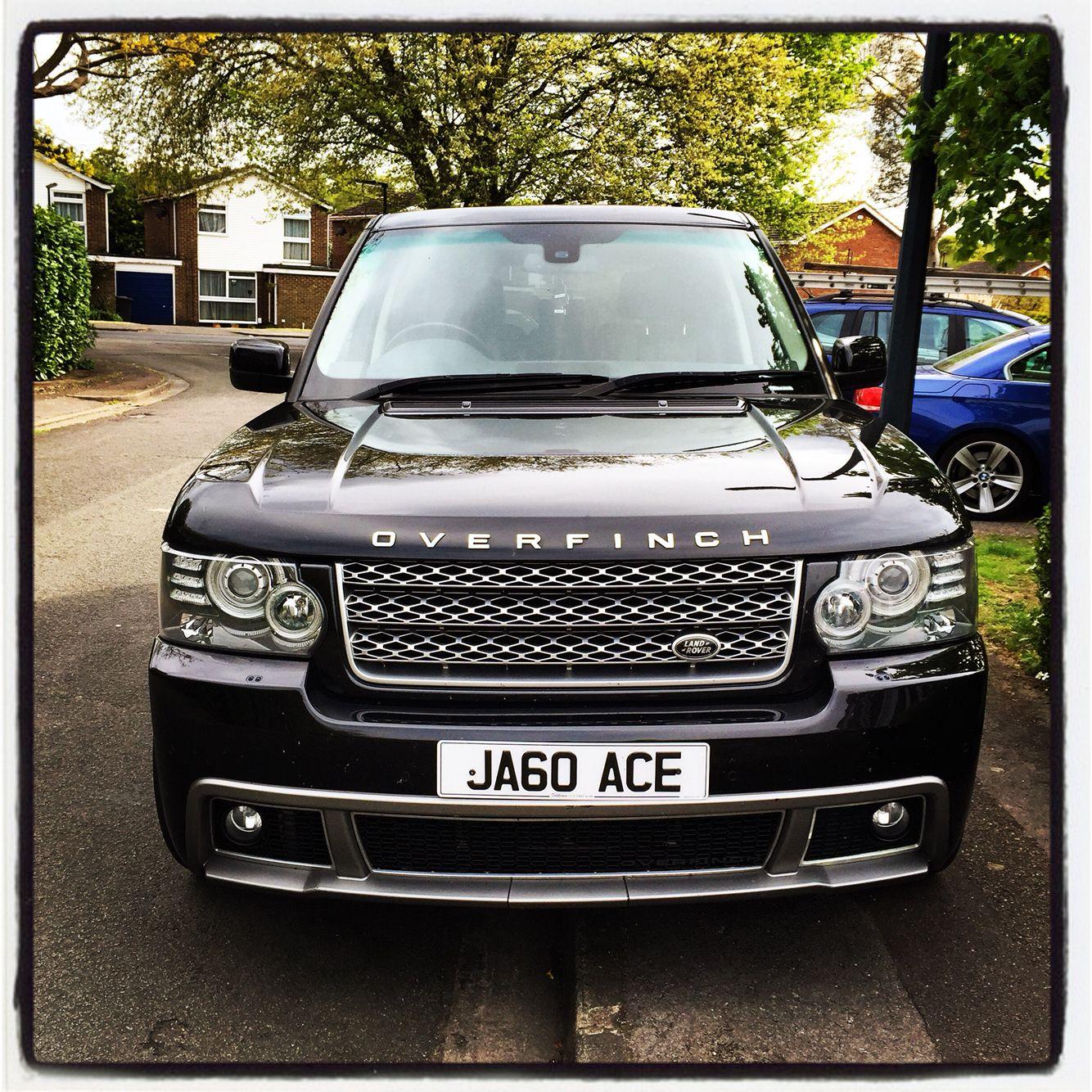 Hse Land Rover: Range Rover, Range
