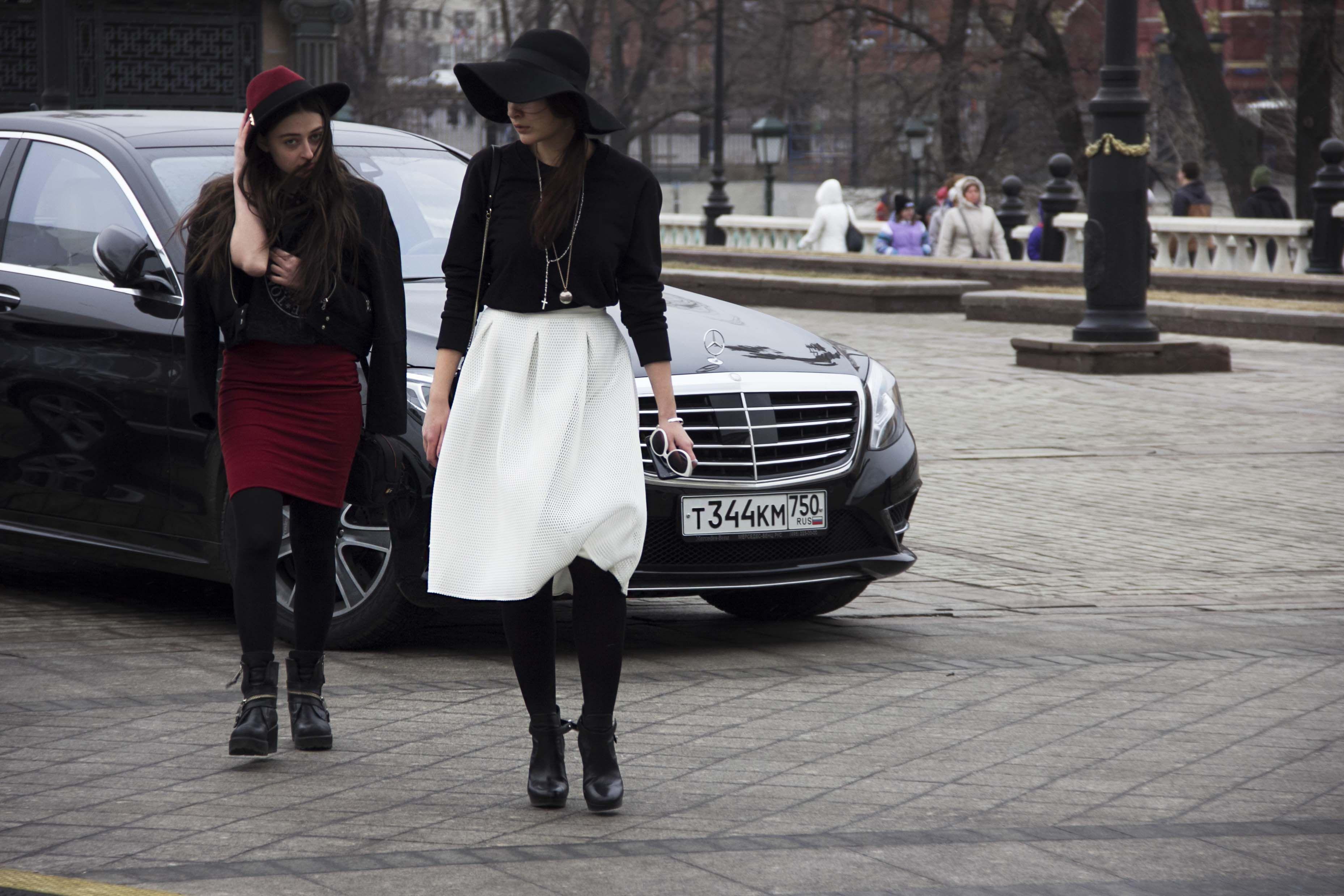 #MBFWRussia #StreetStyle #fashion