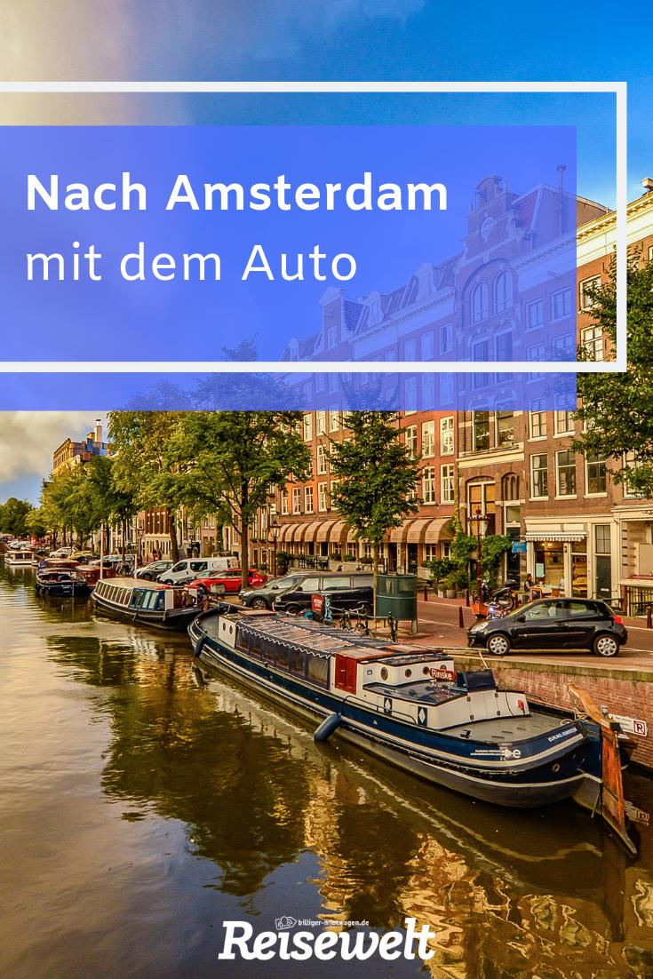 Amsterdam Mit Auto