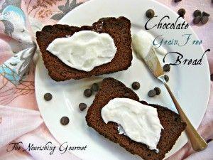 Chocolate-Grain-Free-Bread