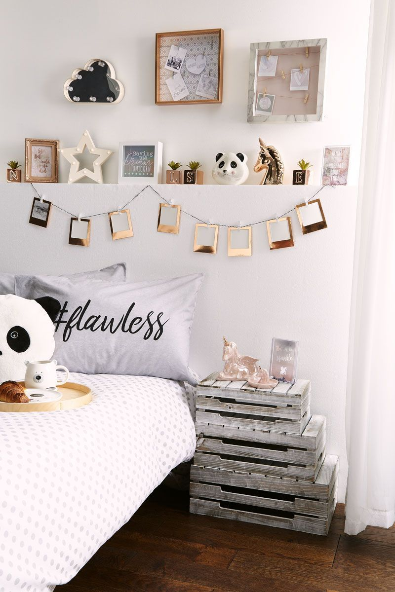 From rose gold unicorns to instaworthly bedding our homewear