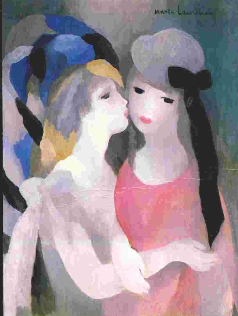 Marie Laurencin Avec Ta Robe Longue Tu Ressemblais Art Art