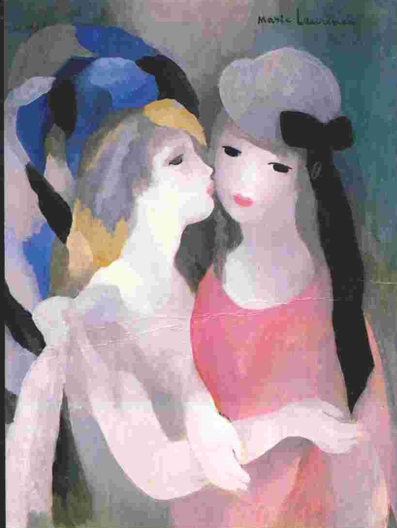 Judith Laurencin Marie 1883 1956 Nantes Musee D Arts Reunion